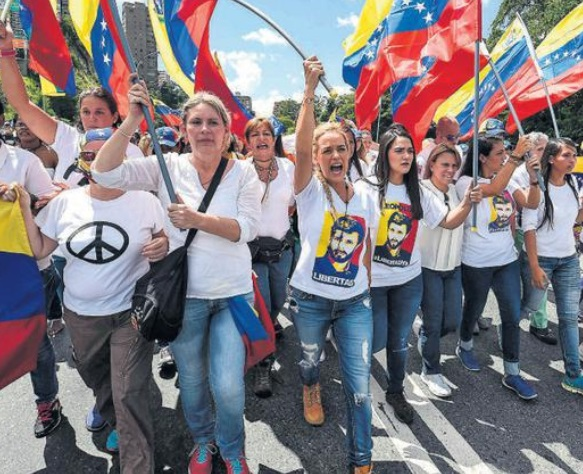 women_anti_maduro